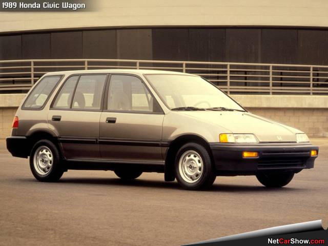 1991 Honda Wagon